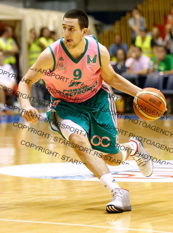 Kosarka,.Agroziv Superliga season 2012-2013.Crvena Zvezda v Mega Vizura.Vasilije Micic.Belgrade, 05.20.2013..foto: Srdjan Stevanovic/Starsportphoto ©