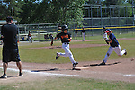 The Giants vs. Braves at Cameron Brown Park in Germantown, Tenn. on Saturday, May 2, 2015. The Giants won 13-3.
