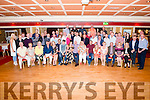 Max McCarthy from Killarney celebrated his retirement from Liebherr after 47 years of service surrounded by friends and family in the Avenue Hotel, Killarney last Saturday night.