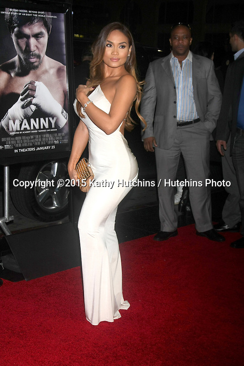 "LOS ANGELES - JAN 20:  Daphne Joy at the ""Manny"" Los Angeles Premiere at a TCL Chinese Theater on January 20, 2015 in Los Angeles, CA"