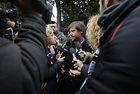 Roma, 14 Dicembre 2014<br /> Assemblea nazionale del Partito Democratico.<br /> Giuseppe Civati