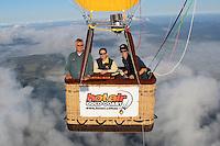 20160114 January 14 Hot Air Balloon Gold Coast
