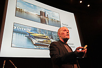 Nederland, Amsterdam, 7 feb 2013<br /> MRA conferentie in Eye<br /> <br /> Foto(c): Michiel Wijnbergh