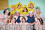 Cast from Killorglin Panto group new panto Three Little Pigs which will start in Killlorgln CYMS on 23rd January front row l-r: Aoife Foyle, Ann Collins, Shannon Fleming. Middle row: Sinead Geary, Sean Joy, John McGeever, Nicole O'Brien.Back row: Geraldine Foyle, Orna Eccles, Maura Moriatu and Lisa Corkery