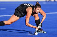 Brooke Neal. Pro League Hockey, Vantage Blacksticks v Great Britain. Nga Puna Wai Hockey Stadium, Christchurch, New Zealand. Friday 8th February 2019. Photo: Simon Watts/Hockey NZ