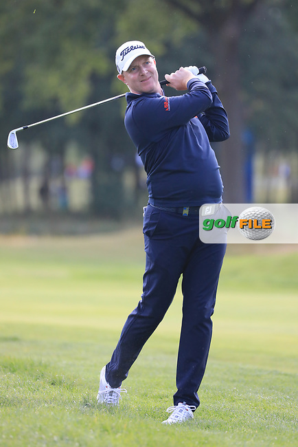 Richard McEvoy (ENG) during the second round of the Porsche European Open , Green Eagle Golf Club, Hamburg, Germany. 06/09/2019<br /> Picture: Golffile | Phil Inglis<br /> <br /> <br /> All photo usage must carry mandatory copyright credit (© Golffile | Phil Inglis)