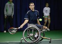 17-11-06,Amsterdam, Tennis, Wheelchair Masters, Robin Ammerlaan
