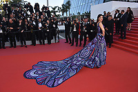 CANNES, FRANCE - MAY 12: Aishwarya Rai at 'Girls Of The Sun (Les Filles Du Soleil)' screening during the 71st annual Cannes Film Festival at Palais des Festivals on May 12, 2018 in Cannes, France.<br /> CAP/PL<br /> &copy;Phil Loftus/Capital Pictures