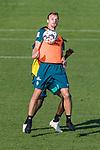 11.10.2018, Trainingsgelaende am Weserstadion, Bremen, GER, 1.FBL, Training SV Werder Bremen<br /> <br /> im Bild<br /> Christian Gro&szlig; / Gross (Werder Bremen II #06), <br /> <br /> Foto &copy; nordphoto / Ewert