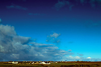 The settlement of Gills, near John o' Groats, Caithness