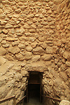 Israel, Negev, Tel Beer Sheba, UNESCO World Heritage Site, the water system