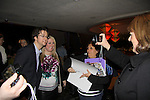 General Hospital Bradford Anderson and fans at ABC Daytime Salutes Broadway Cares/Equity Fights Aids - The Grand Finale Celebration on March 13, 2011 with a musical show at Town Hall, New York City, New York followed by an after party at the New York Marriott Marquis. (Photo by Sue Coflin/Max Photos)
