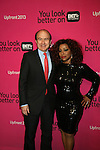 Viacom Executive Philippe Dauman and the Legendary Chaka Khan  Attend BET Networks 2013 Upfront Presentation for BET and CENTRIC Held at Jazz at Lincoln Center Frederick P Rose Hall, NY 4/16/13