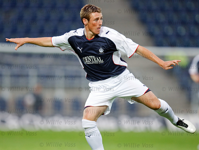 Chris Mitchell, Falkirk
