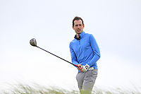 William Russell (Clandeboye) on the 16th tee during Round 2 of The East of Ireland Amateur Open Championship in Co. Louth Golf Club, Baltray on Sunday 2nd June 2019.<br /> <br /> Picture:  Thos Caffrey / www.golffile.ie<br /> <br /> All photos usage must carry mandatory copyright credit (© Golffile | Thos Caffrey)