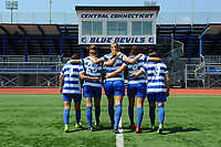 CCSU WSoccer Photo Day 8/10/2017