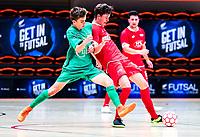 Waikato v Central, Futsal National League, Bruce Pullman Park, Auckland, Sunday 25 November 2018, Photo: Simon Watts/www.bwmedia.co.nz