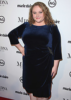 WEST HOLLYWOOD, CA - JANUARY 11:  Danielle Macdonald at Marie Claire's Image Maker Awards 2018 at Delilah on January 11, 2018 in West Hollywood, California. (Photo by Scott Kirkland/PictureGroup)