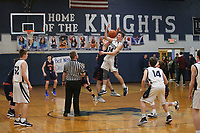 Boys JV Basketball 2/15/2020
