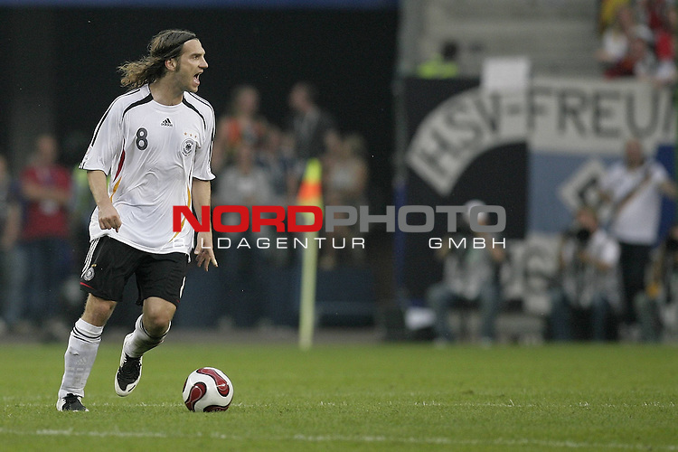 Qualifikation  EM 2007 Gruppe: D<br /> <br /> Deutschland (GER) - Slowakei ( SVK ) 2:1<br /> <br /> Torsten Frings<br />  <br /> Foto &copy; nordphoto <br /> <br /> <br /> <br />  *** Local Caption ***