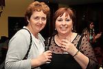 Bernie McPhillips and Gloria McGuinness in McHughs...Photo NEWSFILE/Jenny Matthews..(Photo credit should read Jenny Matthews/NEWSFILE)