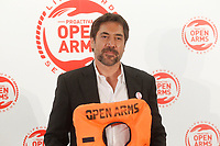 MADRID, SPAIN-May 31: Javier Bardem attenda a charity dinner with the objective of raising funds for Proactive Open Arms to increase their surveillance at Jardines de Cecilio Rodriguez on May 31, 2018 in Madrid, Spain   May31, 2018.  ***NO SPAIN***<br /> CAP/MPI/RJO<br /> &copy;RJO/MPI/Capital Pictures
