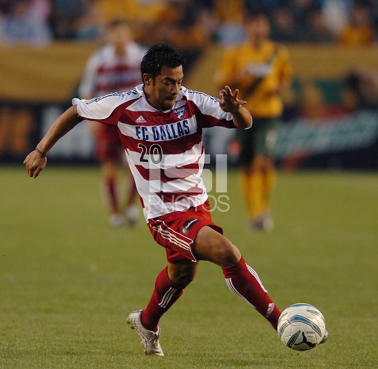 Carlos Ruiz, L.A. Galaxy vs FC Dallas, L.A. won 2-0.
