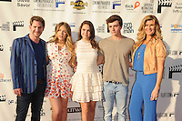 FORT LAUDERDALE FL - NOVEMBER 11: Jamison Stern, Bianca Matthews, Bailee Madison, Mia Matthews, Mavrick Moreno<br />