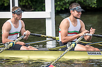 Henley Royal Regatta, Henley on Thames, Oxfordshire, 29 June-3 July 2015.  Thursday  18:37:10   30/06/2016  [Mandatory Credit/Intersport Images]<br /> <br /> Rowing, Henley Reach, Henley Royal Regatta.