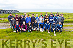 Contestants and spectators at the Kerry Puc Fada in Ballyheigue on Monday