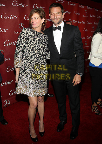 4 Januray 2014 - Palm Springs, California - Julia Roberts, Bradley Cooper. 25th Annual Palm Springs International Film Festival held at the Palm Springs Convention Ceter.<br /> CAP/ADM/KB<br /> &copy;Kevan Brooks/AdMedia/Capital Pictures