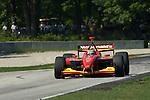 12 August 2007: Sebastien Bourdais (FRA) at the Champ Car Generac Grand Prix at Road America, Elkahart Lake, WI.
