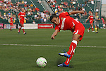 27 August 2011: Western New York's Marta (BRA). Western New York Flash defeated the Philadelphia Independence 5-4 on penalty kicks to win the final after the game ended in a 1-1 tie after overtime at Sahlen's Stadium in Rochester, New York in the Women's Professional Soccer championship game.