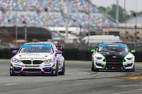 #80 BimmerWorld BMW M4 GT4, GS: Dillon Machavern, Nick Galante