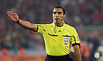 25.06.2010, Loftus Versfeld Stadium, Tshwane Pretoria, RSA, FIFA WM 2010, Chile (CHI) vs Spain (ESP)., im  Bild Referee, Marco Rodriguez of Mexico  .  Foto: nph /    Marc Atkins