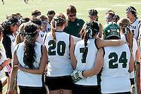 The Harker School - US - Upper School - Girls Varsity Lacrosse Home Game...2012-03-23...Photo by Bill Cracraft