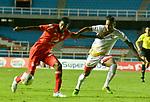 América de Cali venció como local 1-0 a Rionegro Águilas. Ida de los octavos de final de la Copa Águila 2017.
