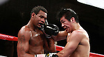 Cosmopolitan Resort, Las Vegas, Nevada, United States MARCH 25 Hiromitsu miura of japan and Todd Manuel of usa during the Fight Cosmopolitan Resort, on March 25, 2011-Junior middleweight (