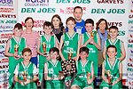 The Firies NS team that won  the Senior NS B  final at the St Mary's Basketball blitz in Castleisland on Sunday