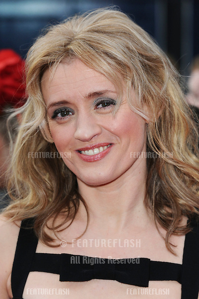 Anne Marie Duff arriving for the Olivier Awards 2011 at the Theatre Royal Drury Lane, Covent Garden, London. 13/03/2011 Picture By: Steve Vas / Featureflash