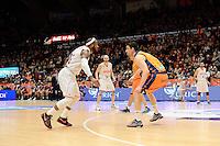 Mart&iacute;nez vs Burtt<br /> Liga Endesa ACB - 2014/15<br /> J17<br /> Valencia Basket vs Montakit Fuenlabrada