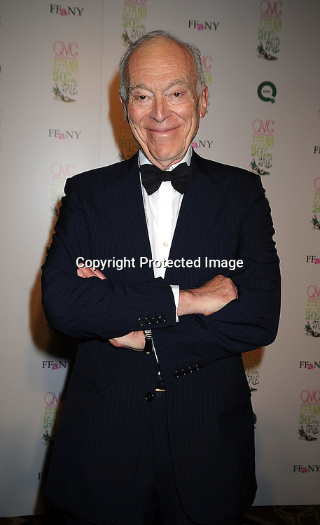 "Leonard Lauder.at The QVC ""FFANY Shoes on Sale""Gala to benefit breast cancer research on October 15, 2008 at The Waldorf Astoria Hotel in New York City. ..Robin Platzer, Twin Images"