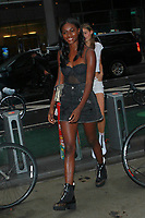 NEW YORK, NY - AUGUST 29:  Zuri Tibby attends fittings for the Victoria's Secret 2017 Fashion Show on August 29, 2017 in New York City. Credit: DC/Media Punch