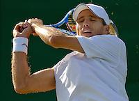 21-06-11, Tennis, England, Wimbledon,  Hidalgo
