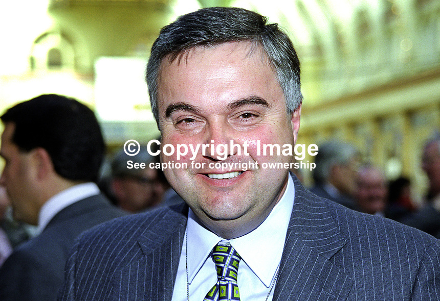 Oliver Heald, MP, Conservative Party, UK, 199910027.<br />