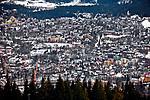 Panorama Zakopanego z Gubałówki