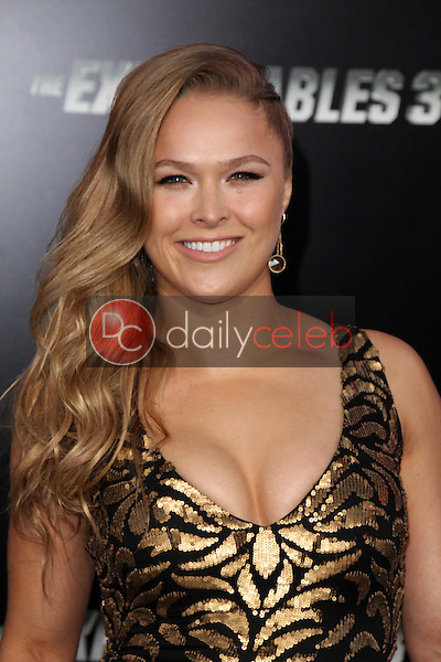 Ronda Rousey<br /> at &quot;The Expendables 3&quot; Los Angeles Premiere, TCL Chinese Theater, Hollywood, CA 08-11-14<br /> David Edwards/Dailyceleb.com 818-249-4998