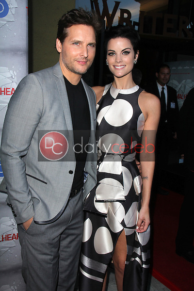Peter Facinelli, Jaimie Alexander<br />
