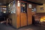 The Village Pub. The Bell Inn, Aldworth, Berks, Ian McCauley publican.