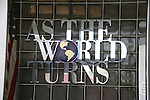 - As The World Turns' shoots its last show on June 23, 2010 at the studios in Brooklyn, New York. (Photo by Sue Coflin/Max Photos)